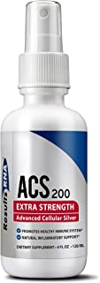 Sponsored Ad - Results RNA ACS 200 Colloidal Silver - 4 Ounce