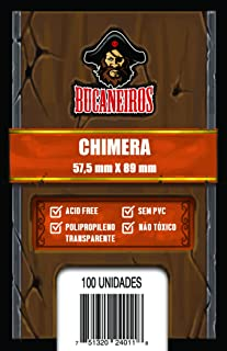 Sleeve USA Chimera - Bucaneiros Jogos