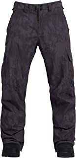 burton cargo pant relaxed fit