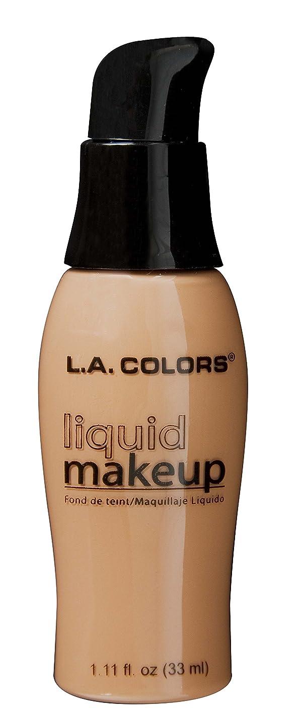 比類なきさせる起点LA COLORS Liquid Makeup Cocoa (並行輸入品)