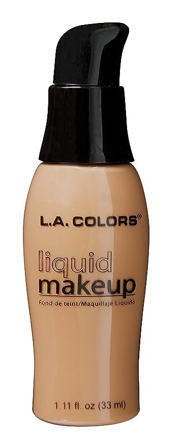 ポスト印象派オセアニア脅かすLA COLORS Liquid Makeup Cocoa (並行輸入品)