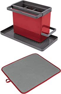 Favourall Almohadillas de Limpieza para esponjas Organizador del Fregadero de la Cocina para la Esponja Herramientas de Limpieza de Cocina Esponja para Fregar