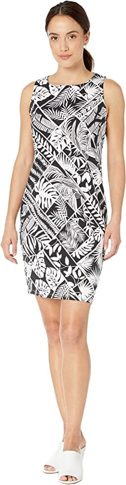 Frond of A Frond Sheath Dress