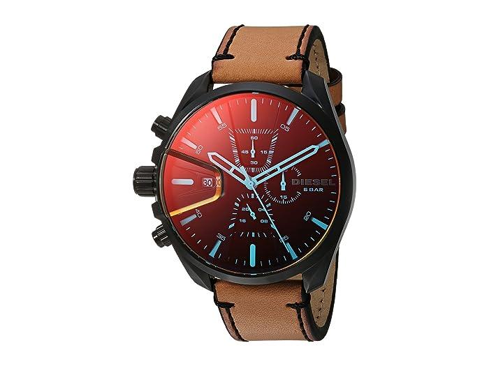 Diesel  MS9 Chrono - DZ4471 (Tan) Watches