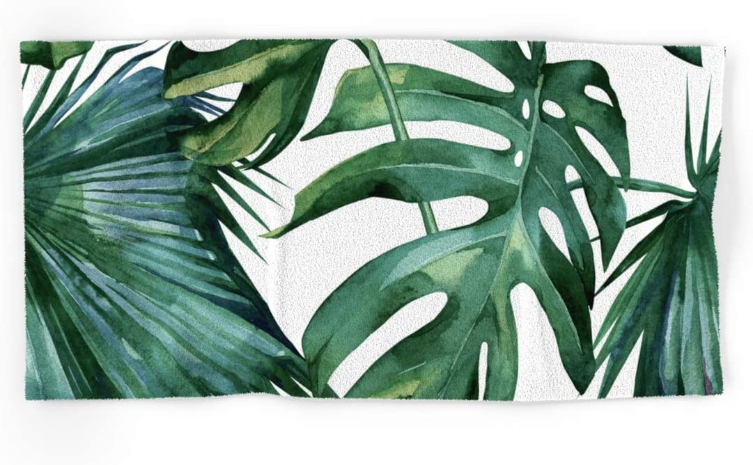 Society6 Simply Safety and trust Island Palm Leaves by Ba and Luxe Weekly update Hand on Simple