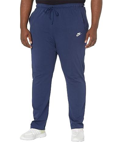 Nike Big Tall NSW Club Pants Open Hem Jersey Men