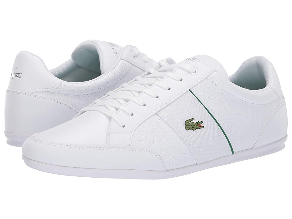 Lacoste Nivolor 119 1 P CMA (White/Green) Men