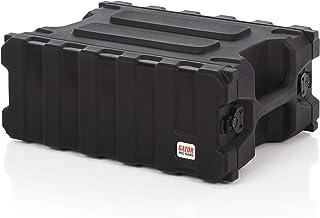 "Gator Cases Pro Series Rotationally Molded Rack Case Shallow - 13"" Deep 4U Rack Space"