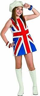 Rubie's British Invasion Costume, Child's Small
