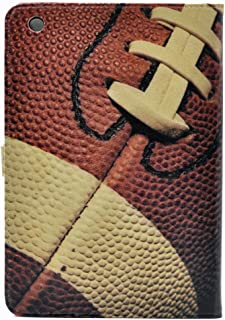 Rugby Football Sports American Leather Flip Stand Case Cover For ipad mini 1 2 Retina ,mini 3