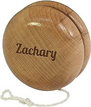 Yoyo King Custom Classic Natural Wooden Yo-yo