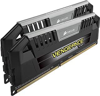 Memoria desktop gamer ddr3 corsair cmy16gx3m2a1600c9 16gb kit (2x8gb) 1600mhz dimm cl9 vengeance pro silver xmp 1.35v/1.5v