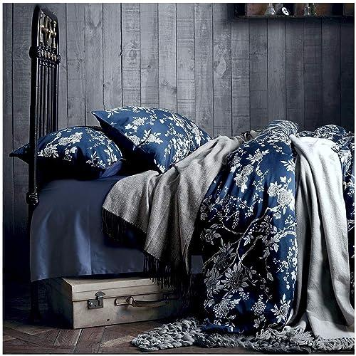 Navy Blue And White Bedding Amazoncom