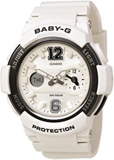G-Shock Women's BGA-210-7B1CR White Watch