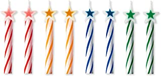American Greetings Birthday Candles, Stars (6-Count)