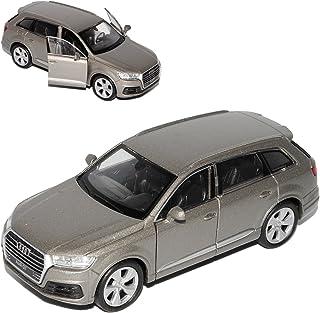 1:43 NEU in OVP Modellauto Bburago Audi Q7 weiß