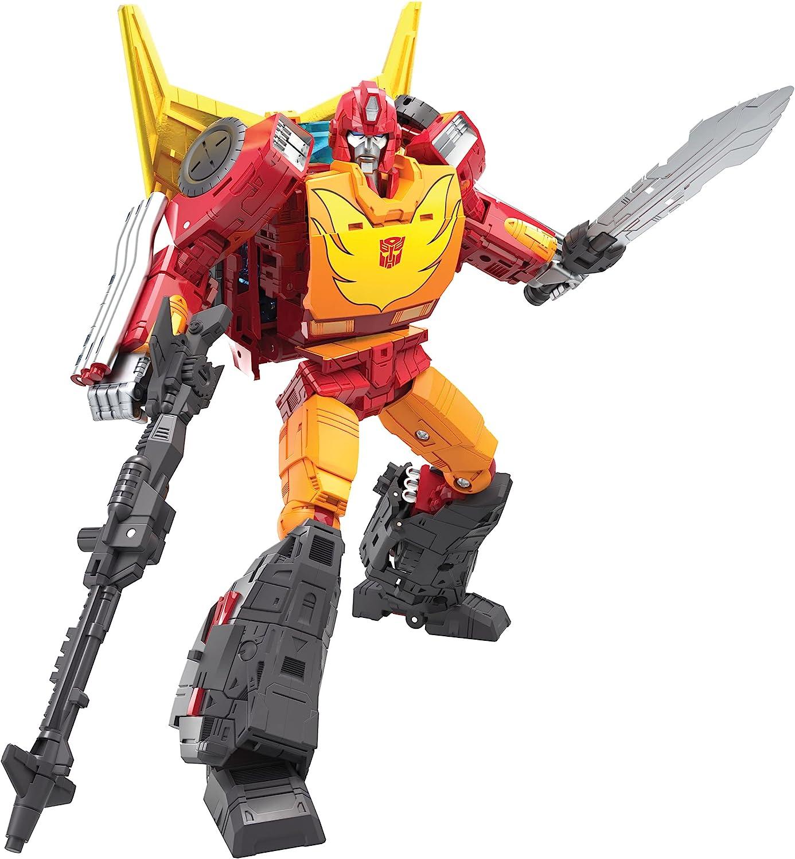 Transformers Toys Generations War for Cybertron: Kingdom Commander WFC-K29...