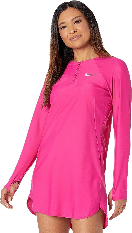 Nike Long Sleeve Swim Tunic Cover-Up
