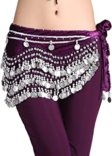 belly dance hip sash
