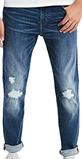 Mens 4490936 Ne(X) t Level Flex Original Taper Jean, Medium Wash