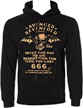 Avenged Sevenfold Seize The Day Hoodie (Black)
