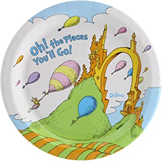 Best oh the places you ll go plates Reviews