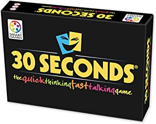 SmartGames 30 Seconds Multi-Player Board Game UK Edition