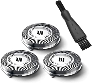 CLCK SH30/52 Shavers Replacement Heads for Philips Norelco Series 1000,2000,3000 Shavers,Fits Star Wars Shaver SW37xx Shavers(3 Packs)