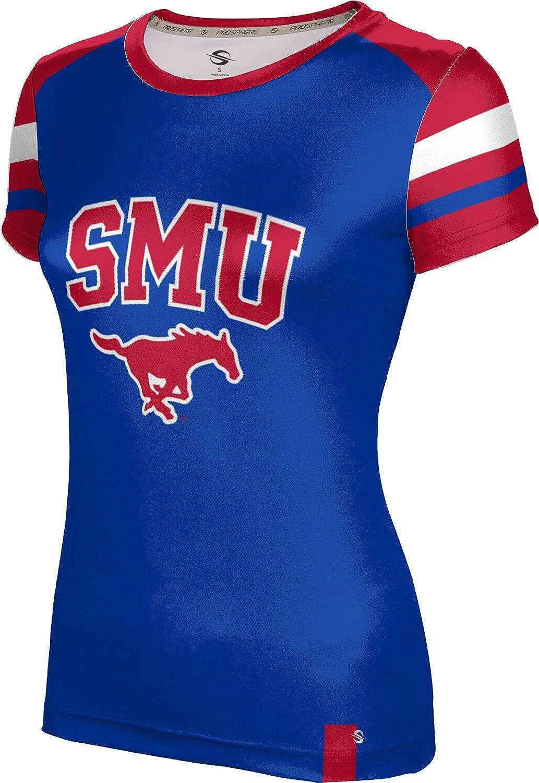 ProSphere Southern Methodist University Girls' Performance T-Shirt (Old School)