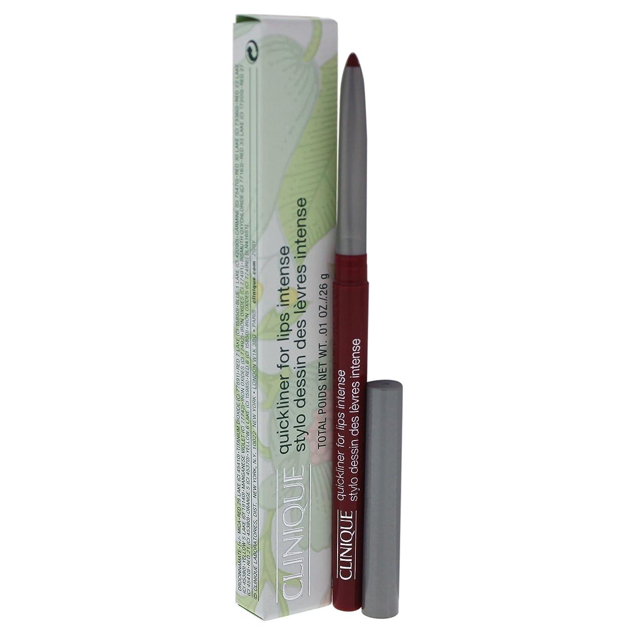 ずんぐりしたプランター入手しますクリニーク Quickliner For Lips Intense - #06 Intense Cranberry 0.26g/0.01oz並行輸入品