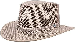Half-Moon by American Hat Makers Nylon Mesh Sun Hat