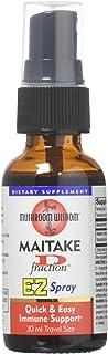 MUSHROOM WISDOM Maitake D-Fraction Ez Spray 30ml, 0.02 Pound