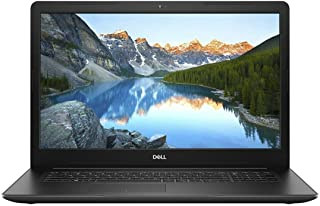 2019 New Dell Inspiron 17 Premium PC Laptop: 17.3 Inch FHD Non-Touch IPS Display, Intel CPU-i3-7020u, 12GB RAM, 256GB SSD + 1TB HDD, Intel HD Graphics 620, WiFi, BT, HDMI, Webcam, DVDRW, Win 10