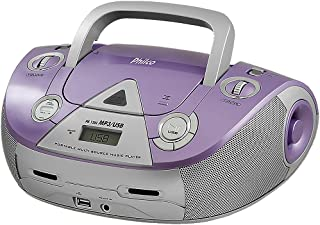 Boombox Som Portátil, Philco PB126L, USB MP3, 4W RMS