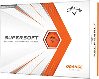 توپ های گلف Callaway 2021 Supersoft 12B PK