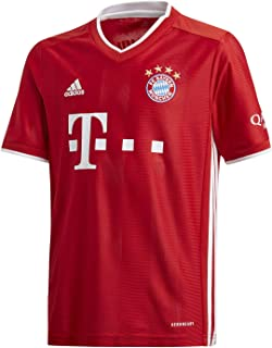 adidas Unisex Kinder 20/21 Fc Bayern Home Jersey Trikot