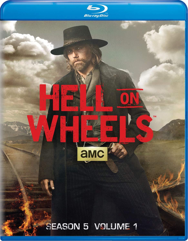 half Hell on Wheels: Season 1 OFFicial 5 Volume