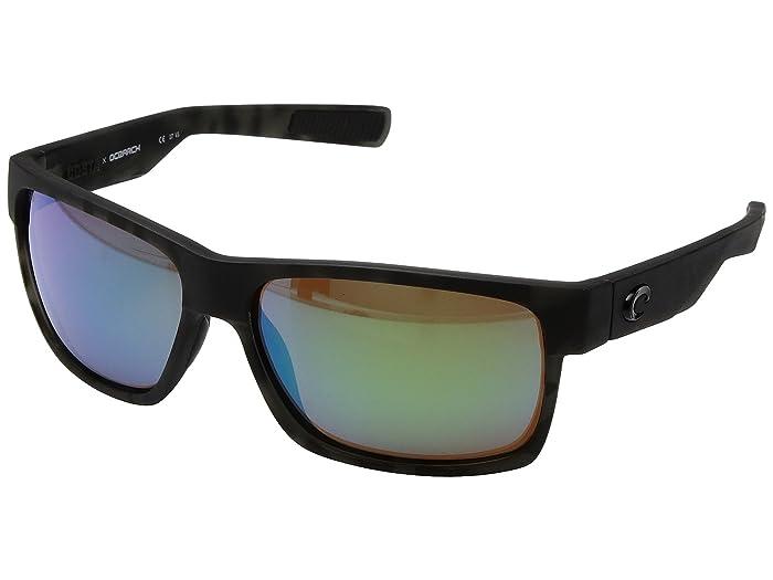Costa  Half Moon (Tiger Shark Ocearch) Athletic Performance Sport Sunglasses