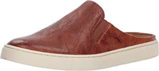 Frye Women's Ivy Mule Sneaker, Cognac, 6 M US