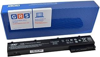 GRS Batería para HP EliteBook 8560W, 8570W, 8760W, 8770W, sustituye a: 632113-151 632425-001 632427-001 HSTNN-F10C HSTNN-I93C HSTNN-IB2P HSTNN-LB2P QK641AA VH08 VH08X, 4400mAh/65Wh 14,8V