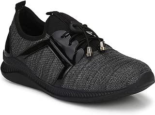 Amico Men's Black Sneaker