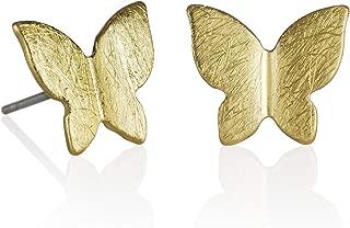 Best diamond butterfly stud earrings Reviews