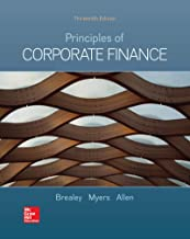 Connect Access Card for Principles of Corporate Finance