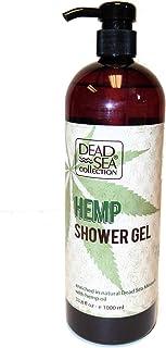 Hemp Oil Shower Gel Bath and Beauty Body Wash Large 33.8 oz