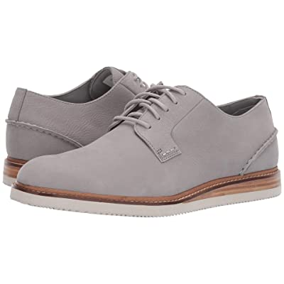 Sperry Gold Cup Suede Cheshire Oxford (Grey) Men