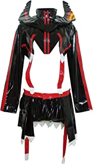 Xiao Wu Ryuko Matoi Blood Senketsu Senjin Uniform Dress Cosplay Costume