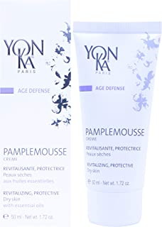 YON-KA AGE DEFENSE PAMPLEMOUSSE PS Vitalizing Cream, (1.72 Ounce / 50 Milliliter) - Revitalizing Cream That Protects and Nourishes Dry Skin
