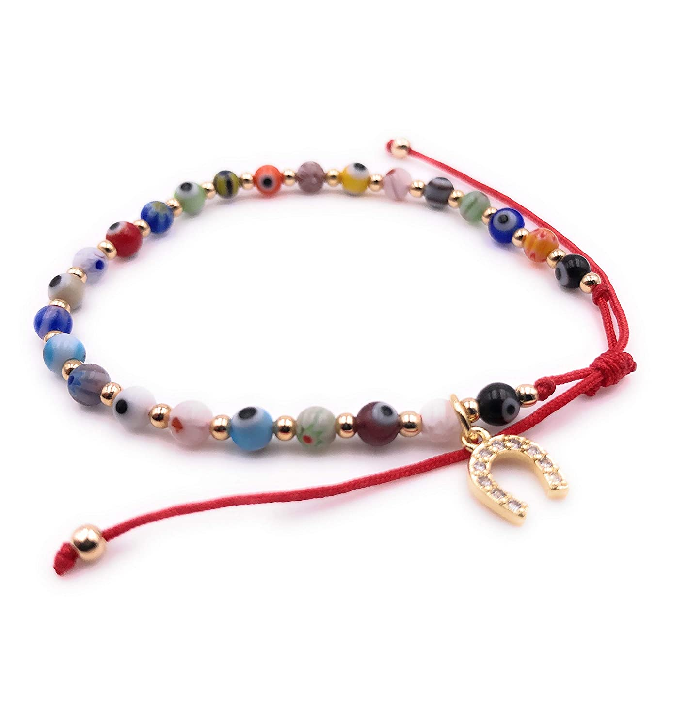 Lucky Bracelet All items free shipping Charms for Women Evil Dainty Beads Max 76% OFF Eye