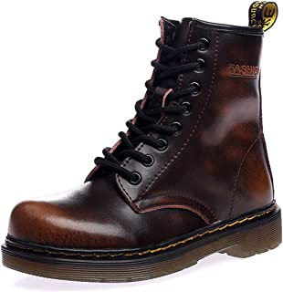 Dormery Spring Fashion Boots Women Shoes for Lady Genuine Leather Boots White Brand Martin Boots Breathable Black Wine Soft