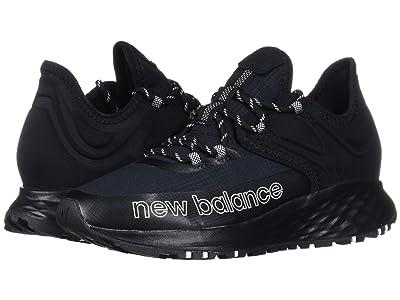 New Balance Fresh Foam Roav Trail (Black/White Textile) Women